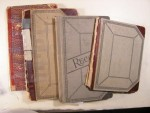 19th, 20th century Lady of Lourdes Record Books